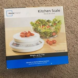Kitchen Scale. Brand New in the Box